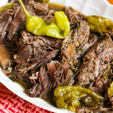 Crock-Pot Pepperoncini Pot Roast