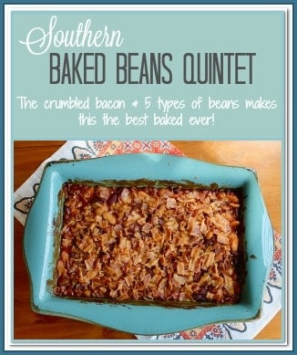 Southern Baked Beans Quintet
