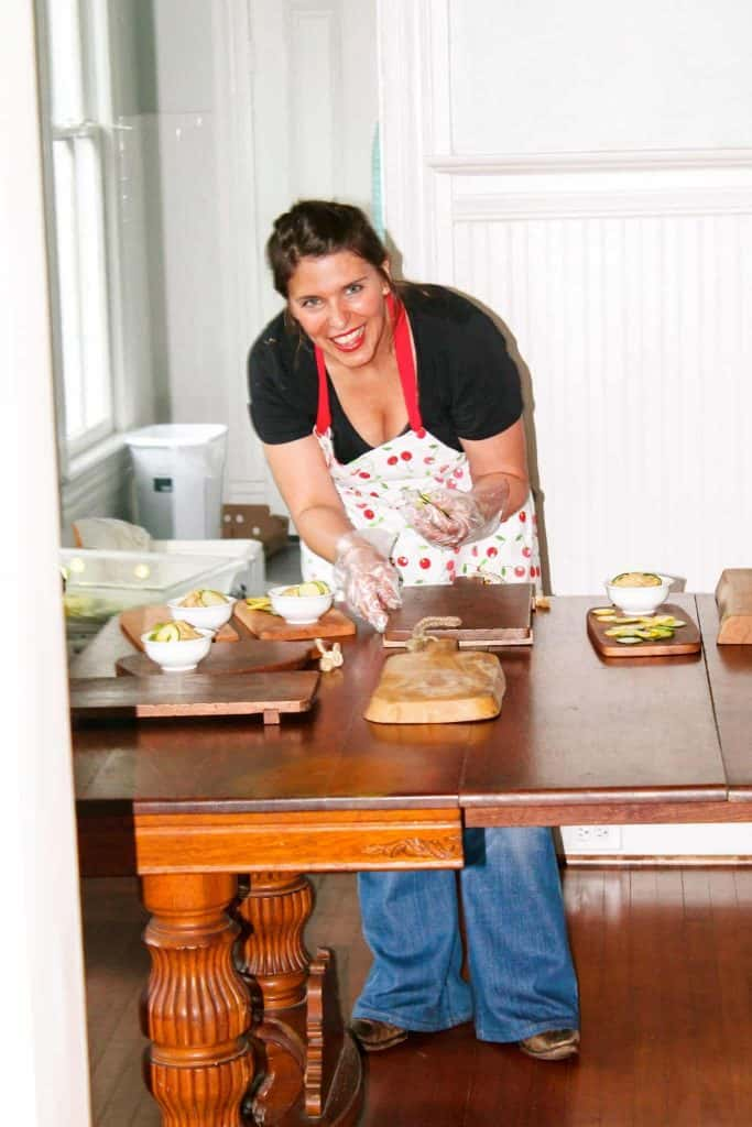 Chef Vivian Howard