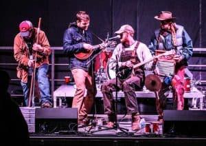Carolina Jubilee is a music festival used to raise money for the funding of Carolina Farm Trust.
