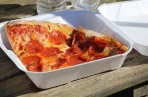 Homemade Pizza at Carolina Jubilee