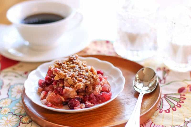Cranberry Apple Casserole Recipe