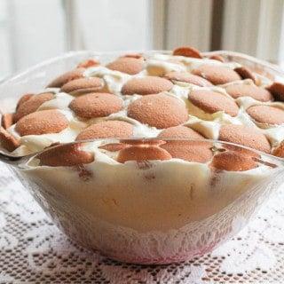 Easy Southern Banana Pudding Recipe
