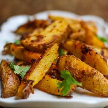 Moroccan-Style Roasted Potatoes