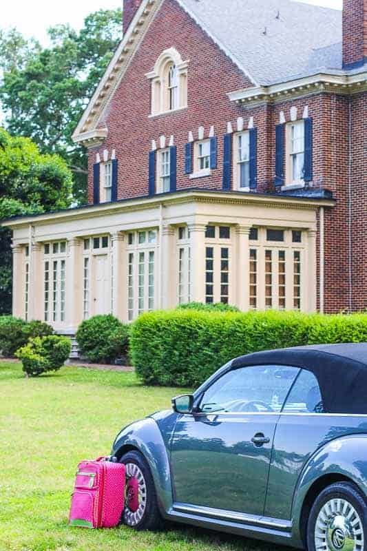 The Bentley is Kinston's finest Bed and Breakfast Inn