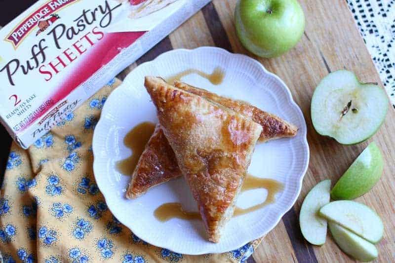 how to make apple turnovers youtube