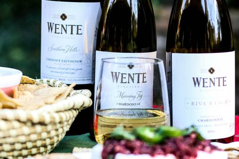 Wente Vineyards Wine