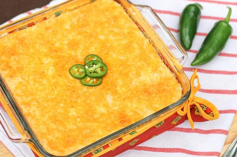 This recipe flavors up the traditional grits with ALOT of cheese and a bit of jalapeño. It makes an incredible side dish you can eat at breakfast or dinner! You are going to LOVE these Jalapeño Cheese Grits.