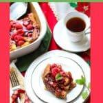 Make Ahead Raspberry French Toast Recipe