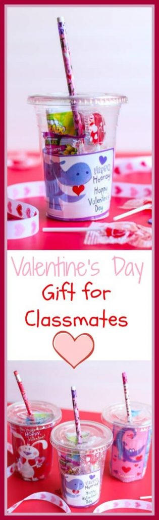 Diy Valentine S Day Gifts For Students From Teachers A Fork S Tale