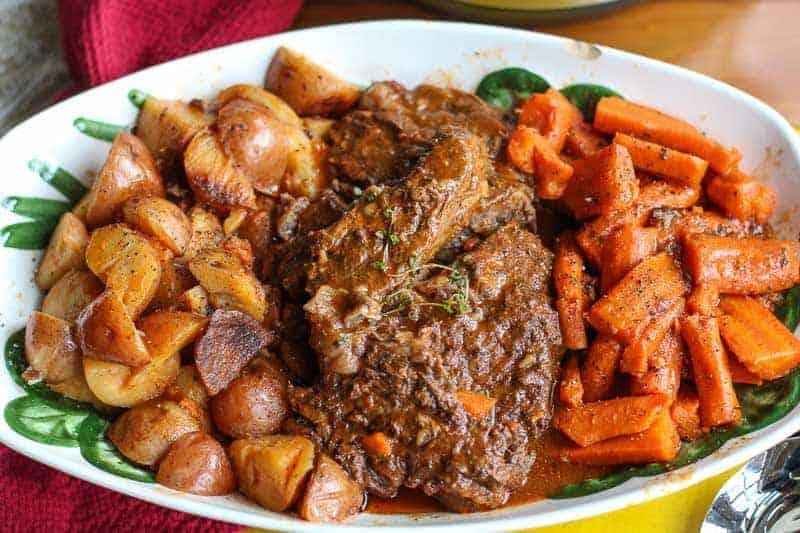 Italian Beef Dinner