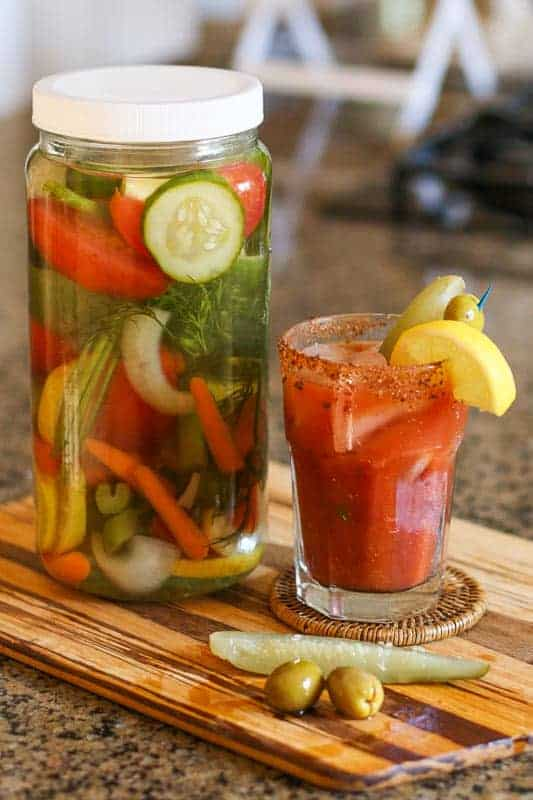 Bloody Mary Vodka