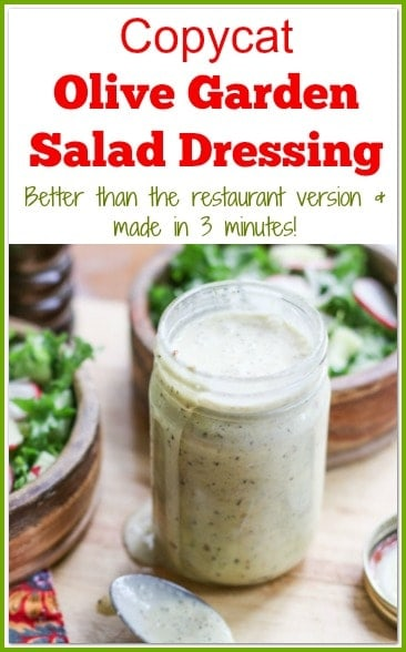 Homemade Copycat Olive Garden Salad Dressing Recipe A Fork 39 S Tale
