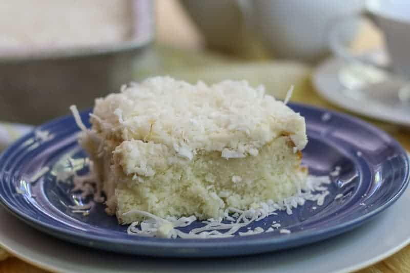 the best coconut cream poke cake recipe
