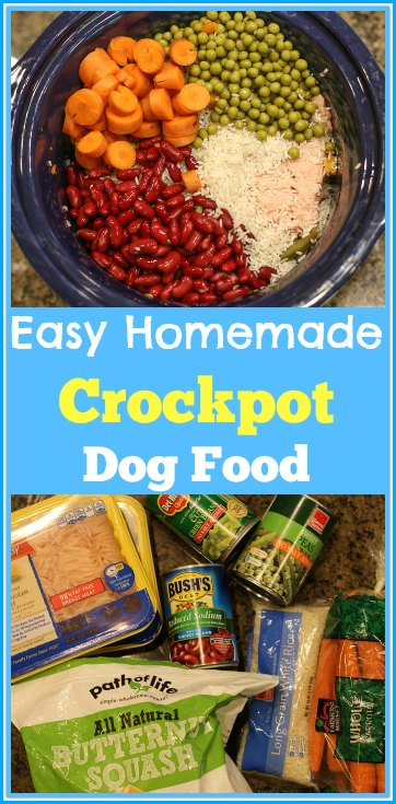How To Make Your Own Healthy Dog Food