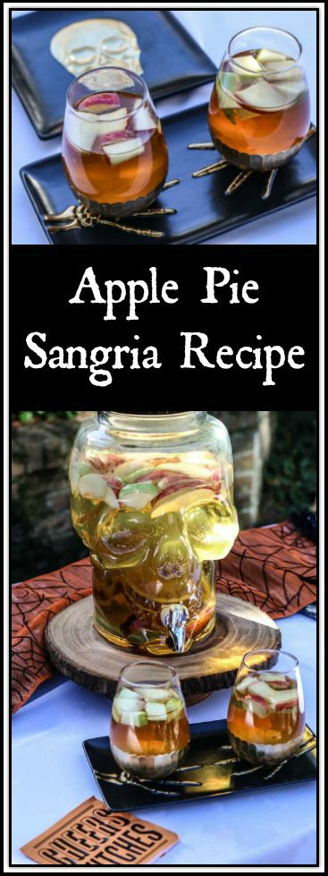 Apple Pie Sangria Recipe
