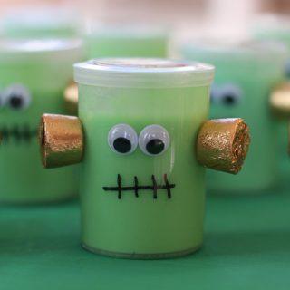 Halloween Frankenstein Classmate Gift