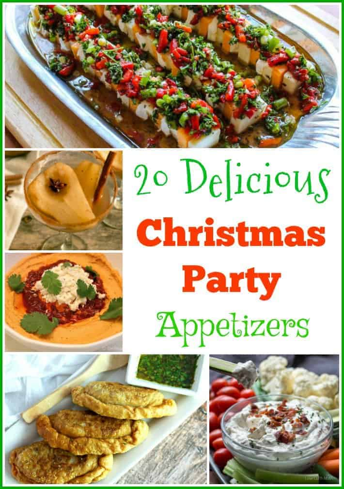 Office Christmas Party Food Recipes