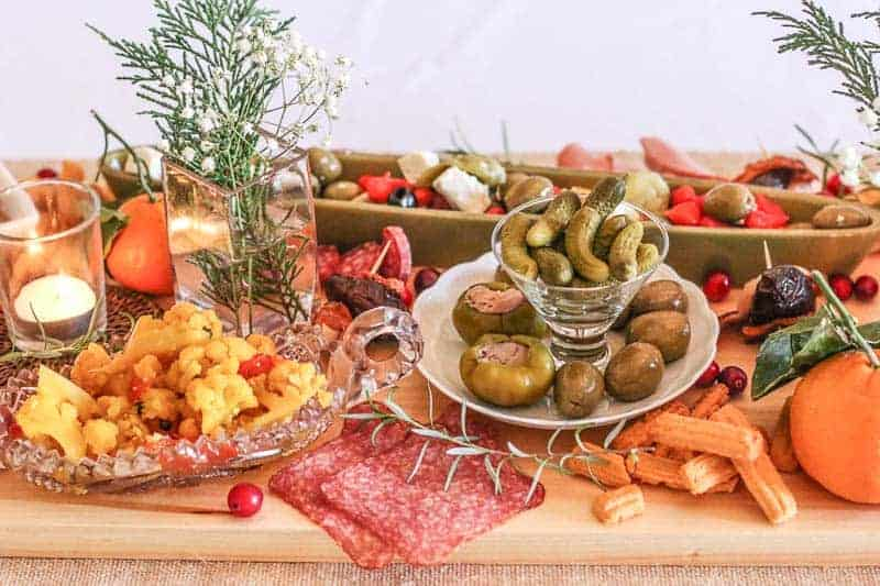 Ultimate Holiday Antipasto Platter