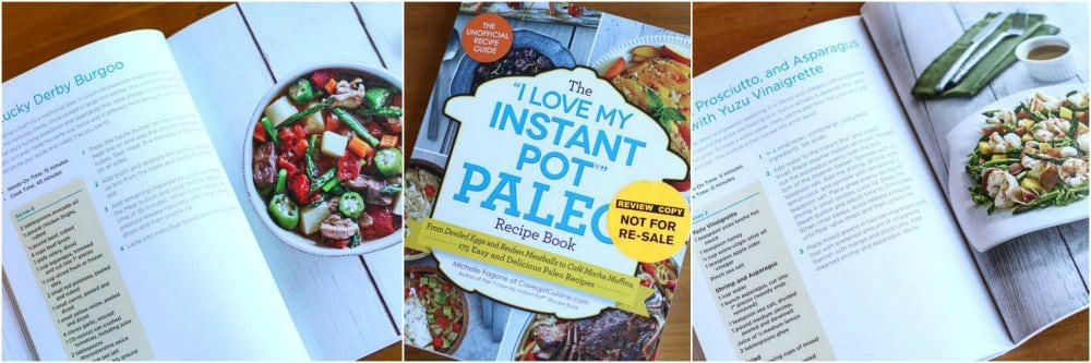 """I Love My Instant Pot Paleo Recipe Book"" by Michelle Fagone"