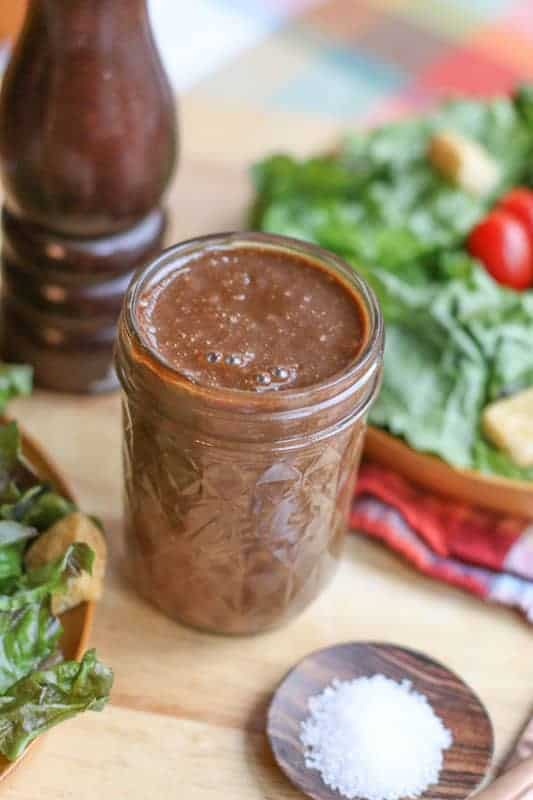 The Best Balsamic Vinaigrette Recipe