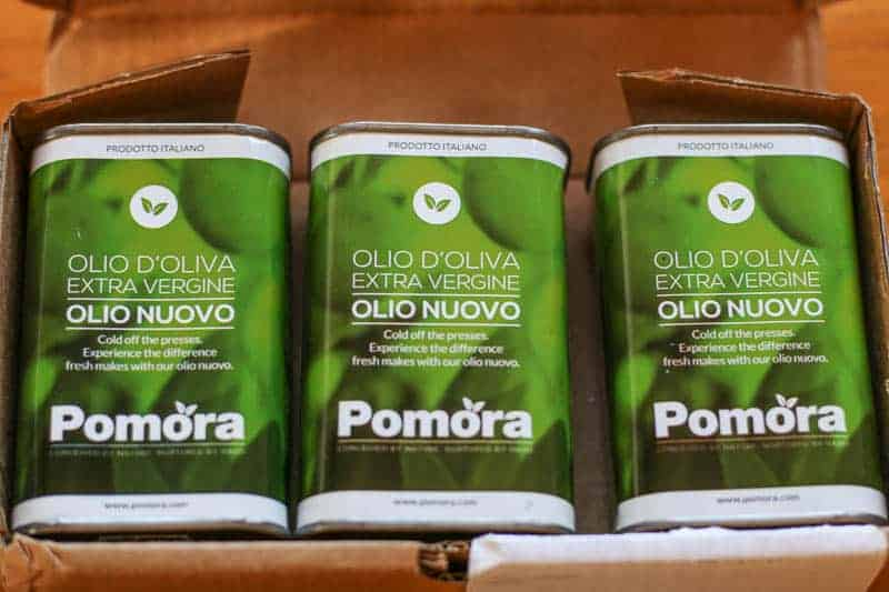 Pomora Virgin Olive Oil