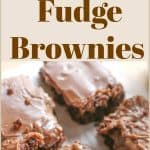 #FudgeBrownies Recipe- #ChocolateFudgeBrownies