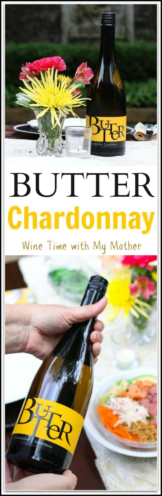 #ad I was a bit of a handful growing up and drove my poor mother crazy. Now that I am grown up, and my children are driving me crazy, I invite her over to vent over a glass of @JaMCellars Butter Chardonnay. #SpreadTheLove, #JaMPartner, #ButterChardonnay, #MothersDay