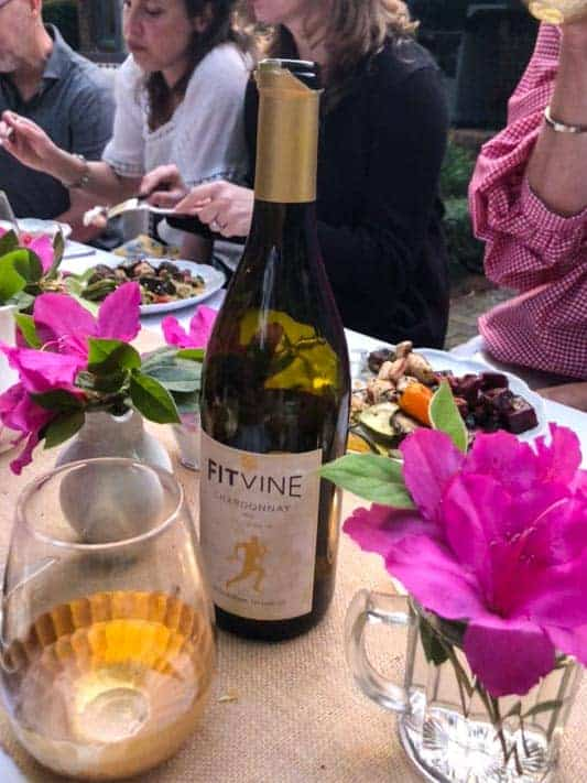 FitVine Wine Dinner