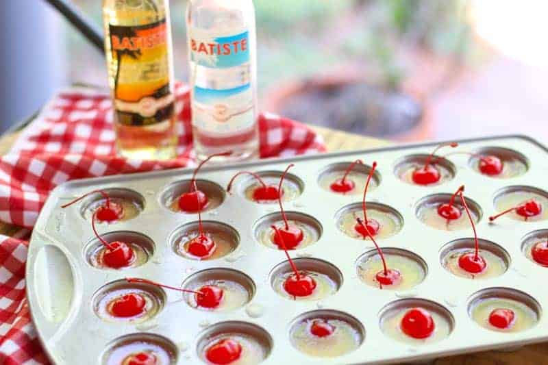 Pina Colada Rum Jello Shots Recipe
