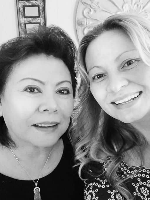 Anh and Ann Shaw (mother and daughter)