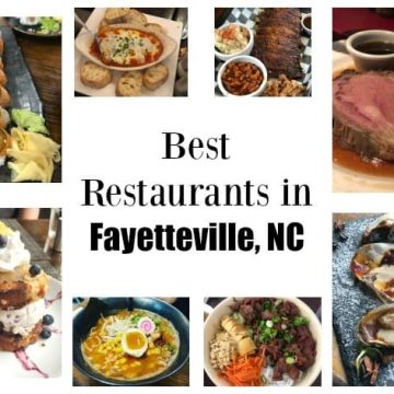Best Restaurants in Fayetteville, NC