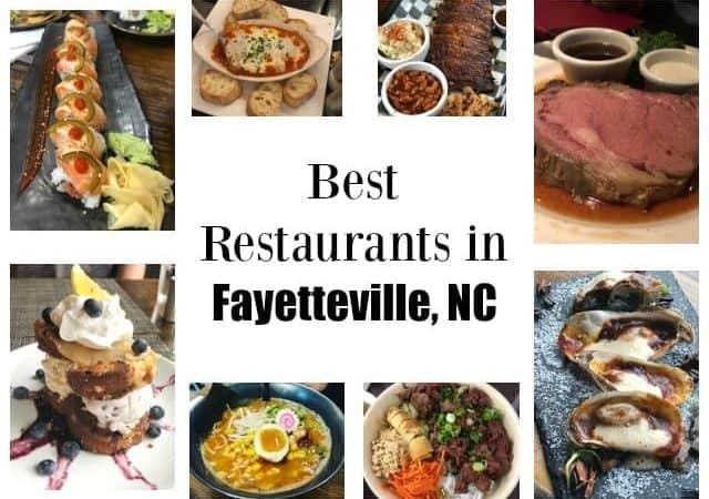 Best Restaurants in Fayetteville, NC
