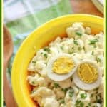 low carb Cauliflower Potato Salad
