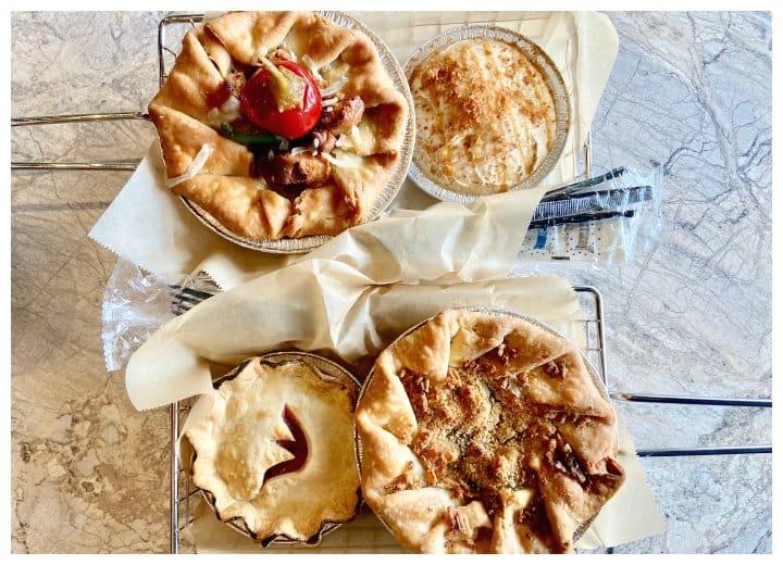 Fayetteville Pie Company Pies- Best restaurants in Fayetteville, NC