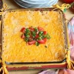 Southern Spicy Tomato Grits Casserole