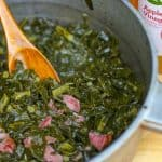 How to cook collard greens- Southern Collard Greens Recipe