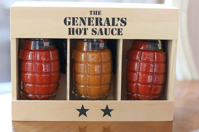 The General's Hot Sauce Review-What's HOT about this Hot Sauce!