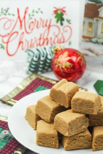 Instant Pot Peanut Butter Fudge by Monday is Meatloaf