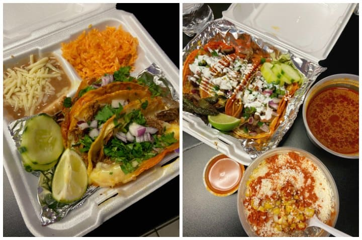 Rookie's tacos in Fayetteville, NC