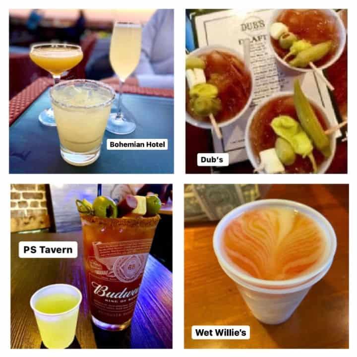 best places for cocktails