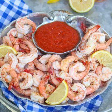 how to boil shrimp for shrimp cocktail