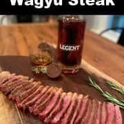 Wagyu steak is known as the best steak in the world. Cooking it is surprisingly quick, easy, and simple! Follow these steps and tips on how to cook it perfectly! #wagyusteak #wagyubeef