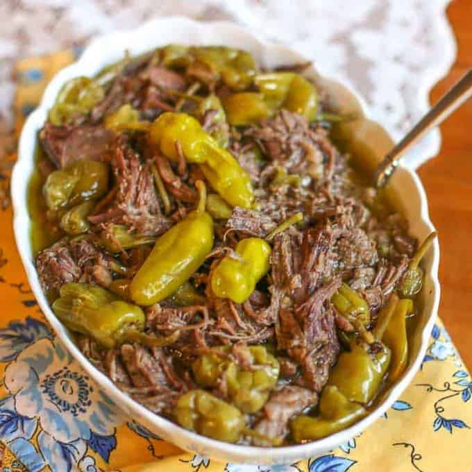 Instant pot Pepperoncini Roast